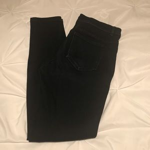 EUC New York & Co Legging Skinny Jeans Sz 8